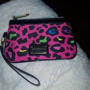 Betsry Johnson zipper pouch